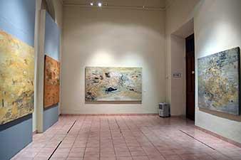 Exposición Irma Palacios en el Museo Fernando García Ponce