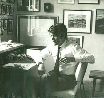 Juan García Ponce. Tomado de la Fanpage de Juan García Ponce