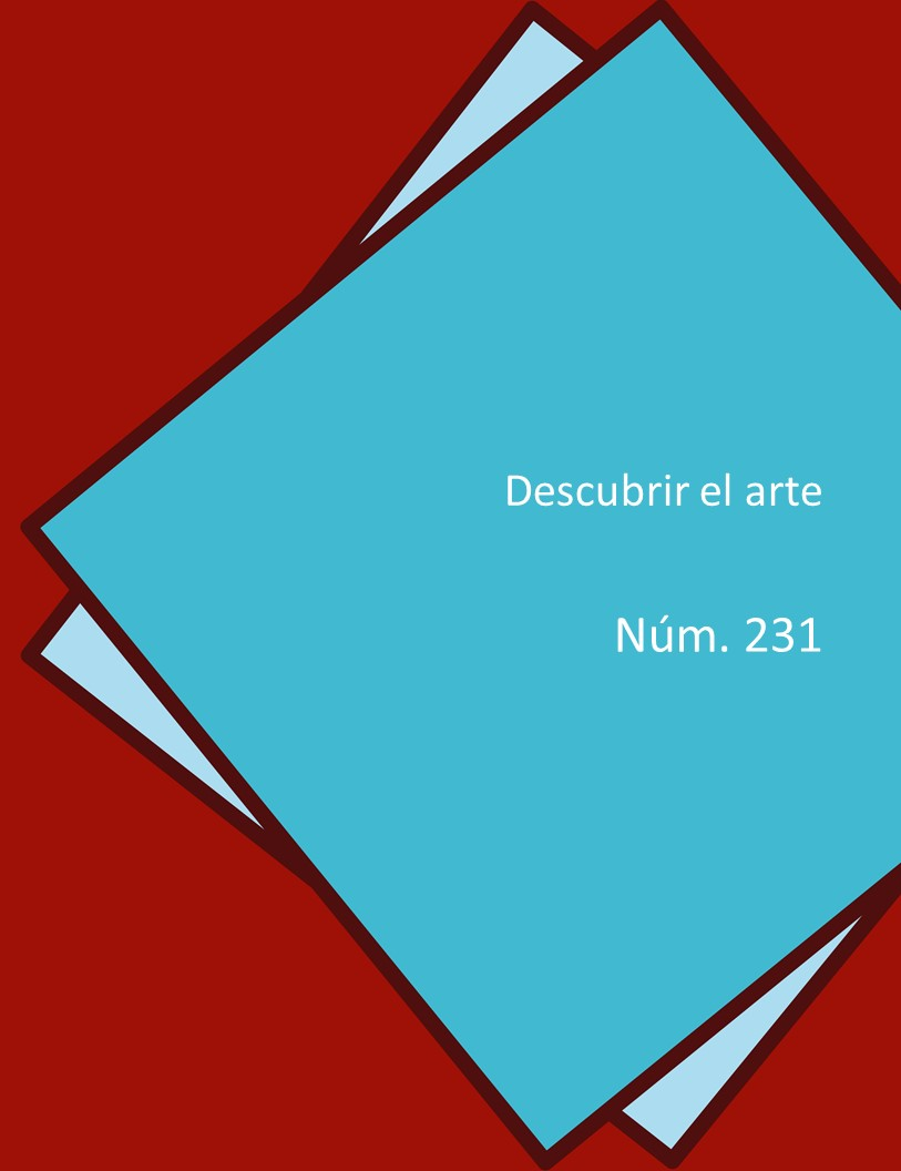 Descubrir el arte Núm. 231