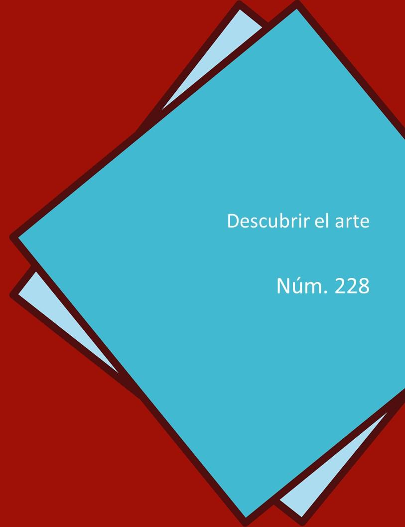 Descubrir el arte Núm. 228